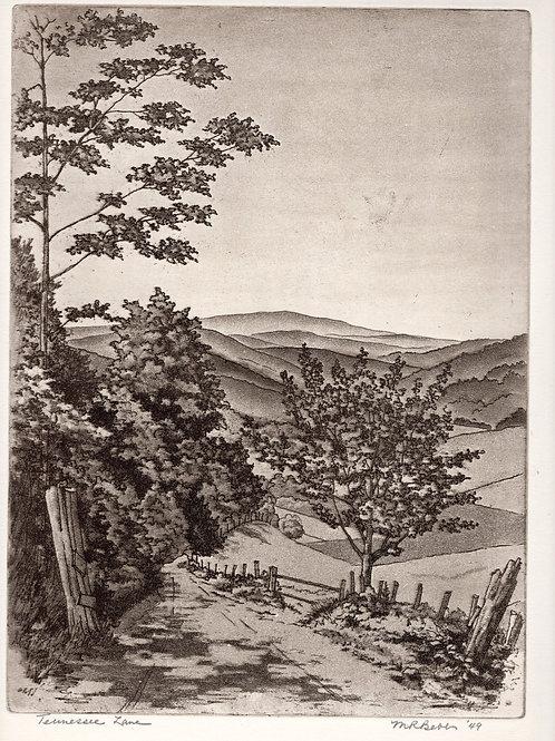 Tennessee Lane 1949