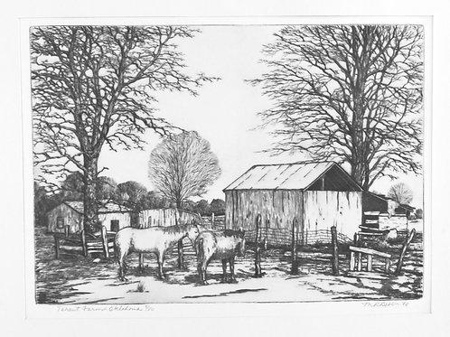 Tenant Farm Oklahoma 1948