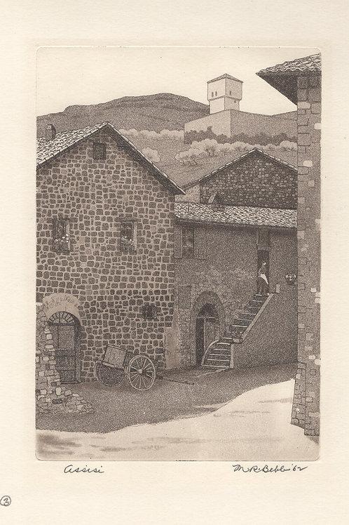 Assisi 1962