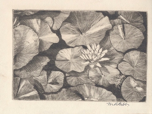 Untitled (Water Lilies 1946)