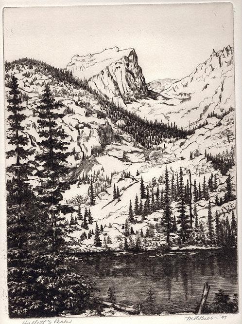 Hallett's Peak 1947