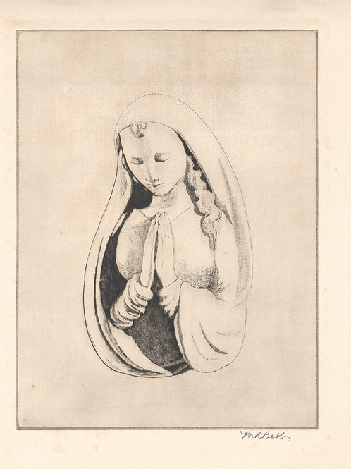 Untitled (Virgin Mary)