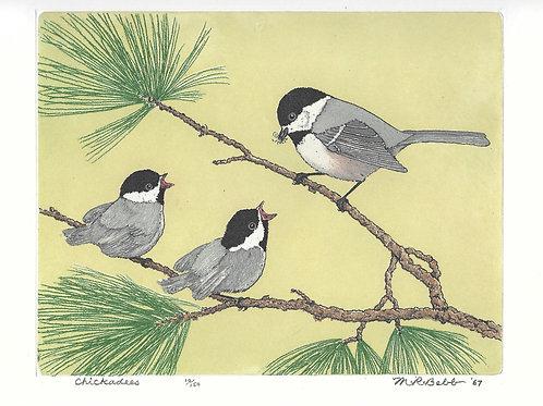 Chickadees 1967