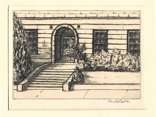 Outside of Building (no date)