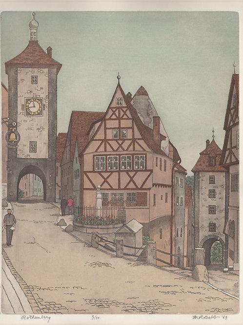 Rothenberg 1969