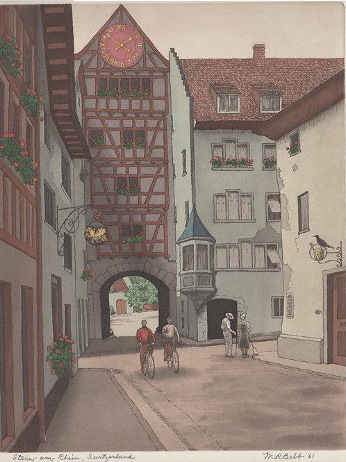 Stein-am-Rhein 1961