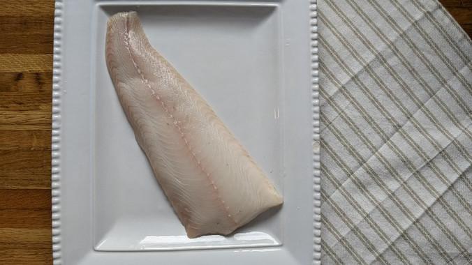 Black Cod Portion