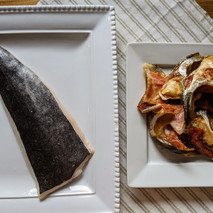 Black Cod and Candied Collars