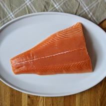King Salmon Portion