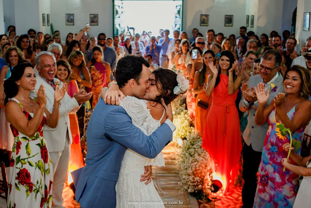 Casamento na Capela de São Benedito