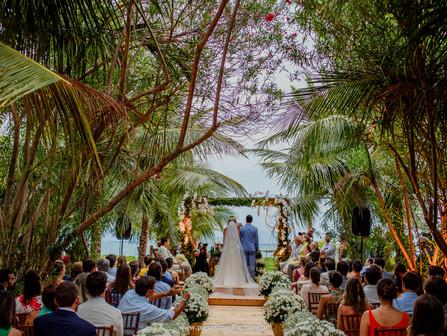 Casamento em São Miguel dos Milagres - AL | Tita e Simon