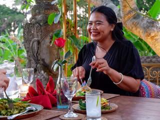 Dinner at Gayatri