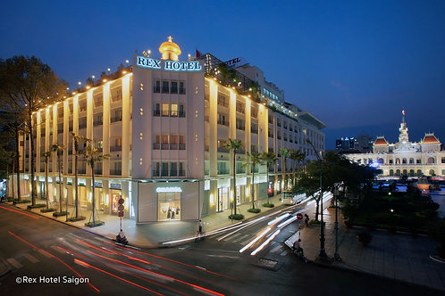 Ho Chi Minh City Hotel - Billed Separately