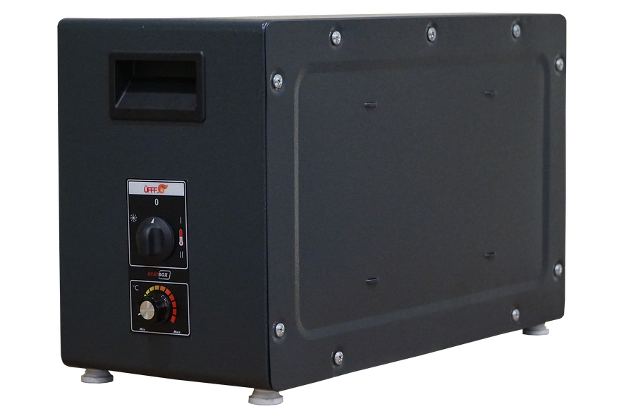 Heatbox Board 4 kW Füme Fanlı Isıtıcı