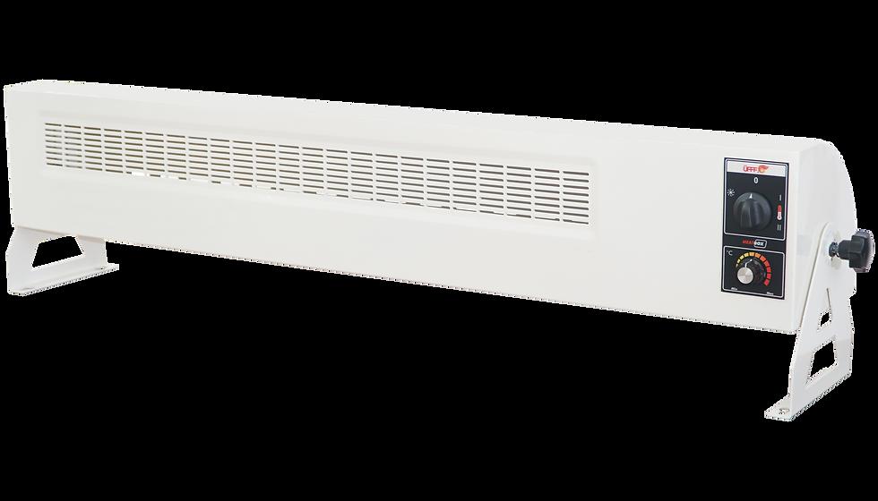 Heatbox 360 6 kW Krem Fanlı Isıtıcı