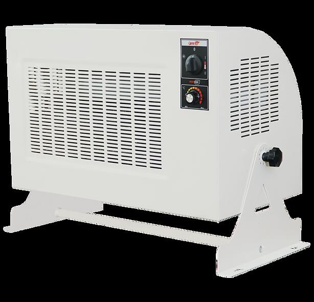 Heatbox Pro 9 kW Krem Fanlı Isıtıcı