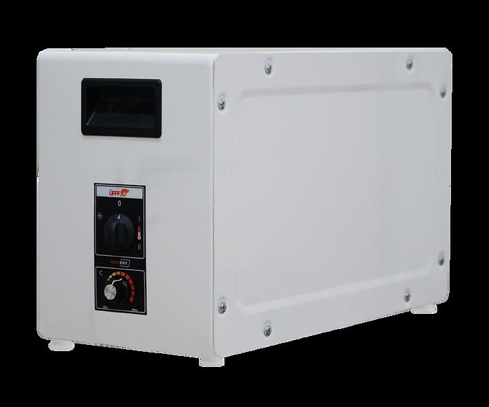 Heatbox Board 4 kW Krem Fanlı Isıtıcı