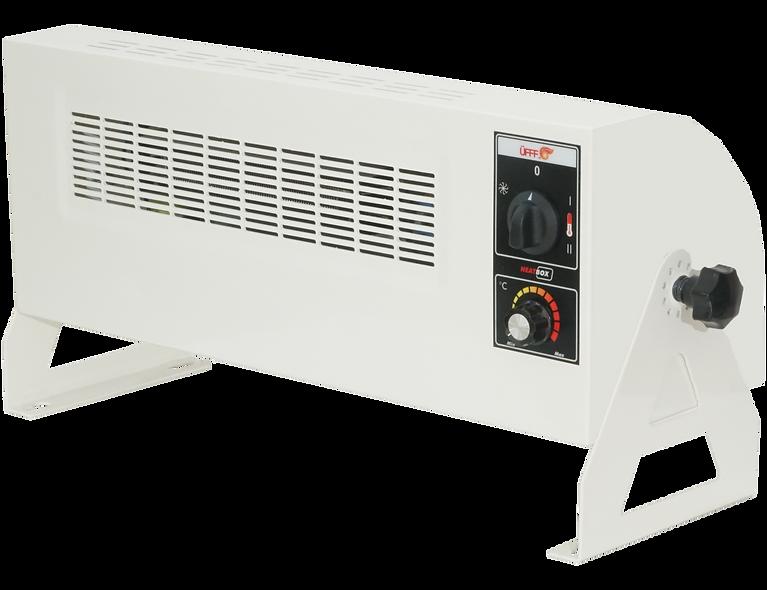 Heatbox 360 3 kW Krem Fanlı Isıtıcı