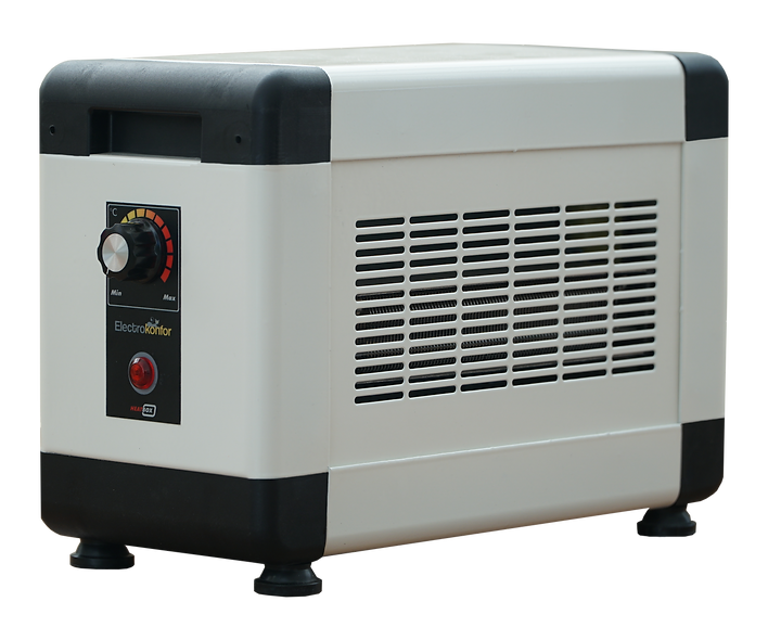Heatbox Mini 2 kW Krem Fanlı Isıtıcı