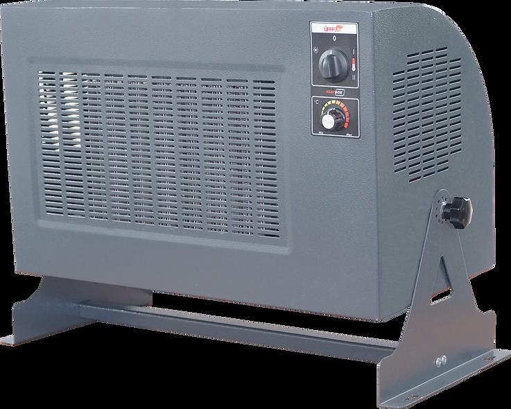 Heatbox Pro 9 kW Füme Fanlı Isıtıcı