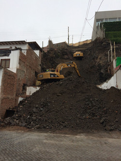 Excavación Masiva en Cerro