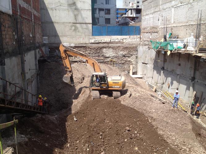 Excavaciones Masivas