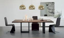 Muebles-Mesa-de-comedor-Moderna-Sigma
