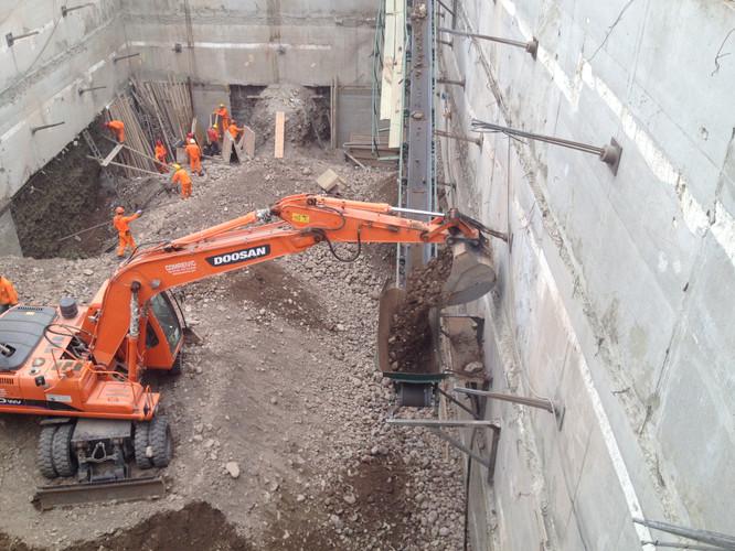 Excavación Masiva