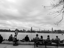 boys and girl in Williamsburg