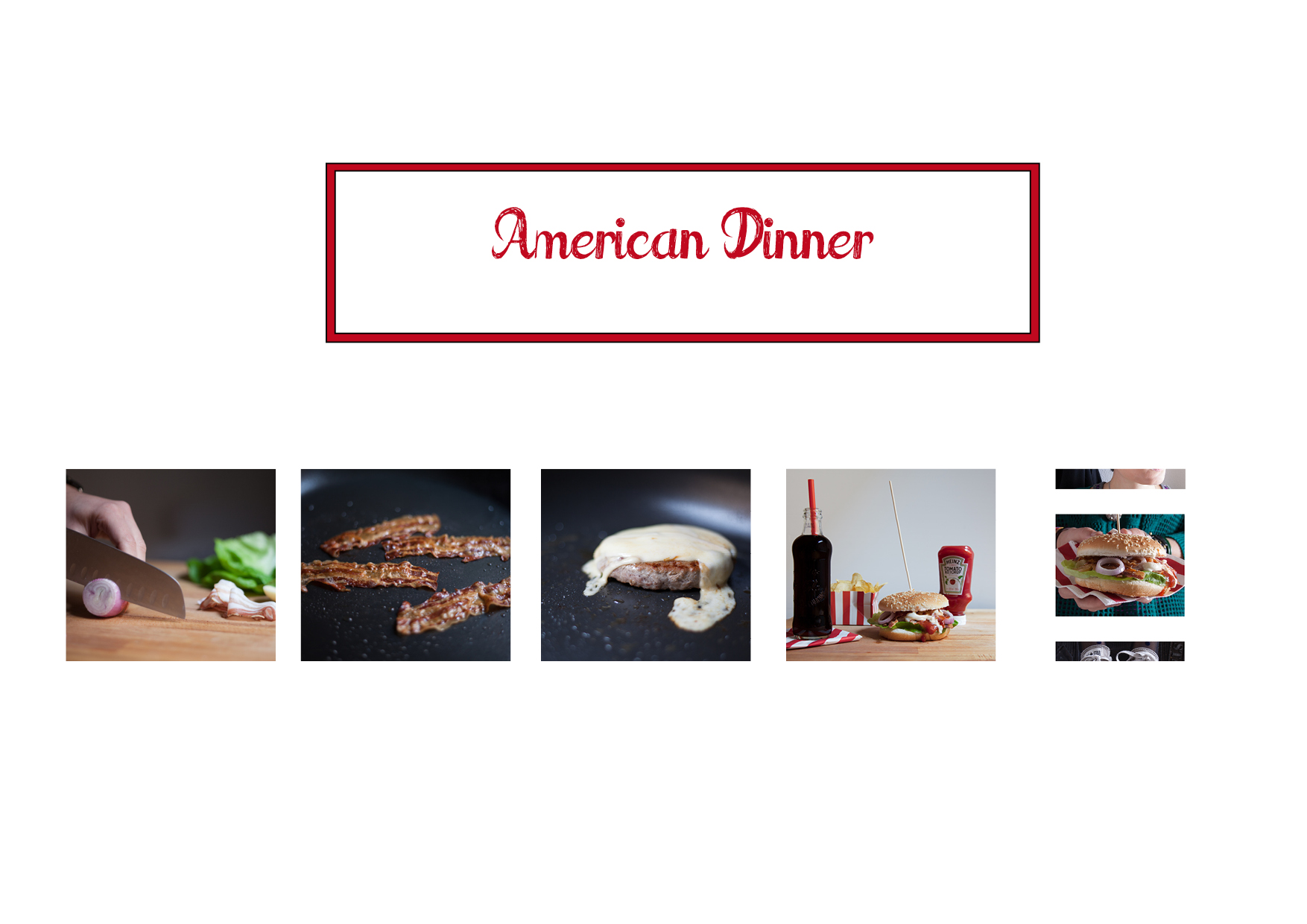 American dinner 0