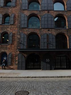 Building in Brooklyn