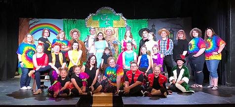 LP Wizard of Oz Cast