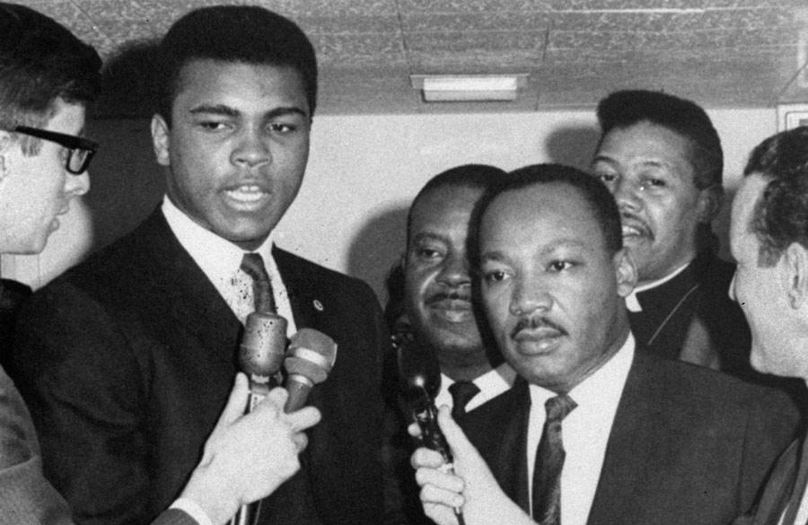 Muhammad Ali, Manhood and Moral Strength