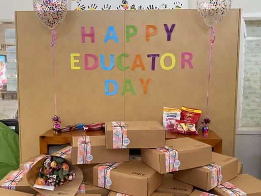Happy Educators Day!