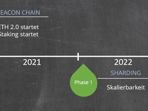 Ethereum 2.0 - Wechsel auf Proof-of-Stake