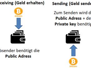 User, Nodes und Miner