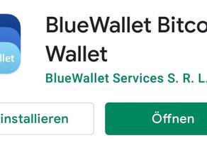 Einrichtung einer eigenen Wallet