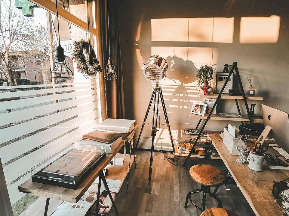 Studio - Andrea Viti Photographer