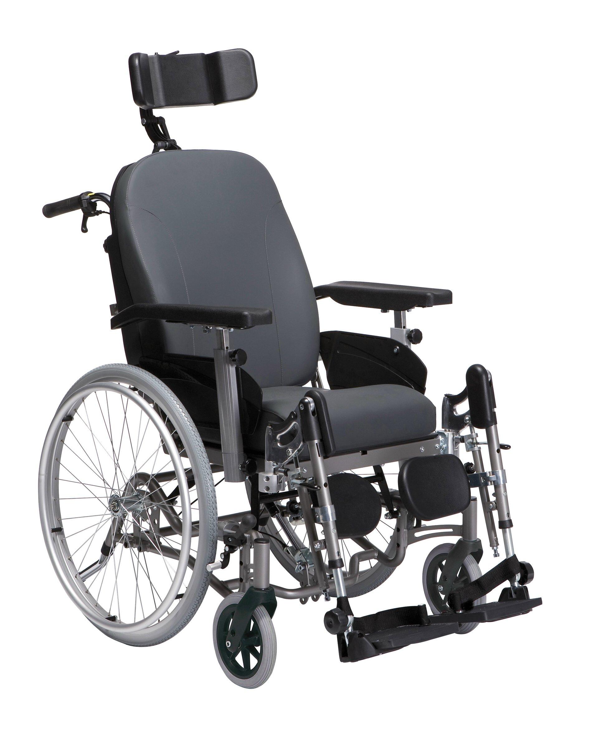 Fauteuil roulant de confort INOVYS 2