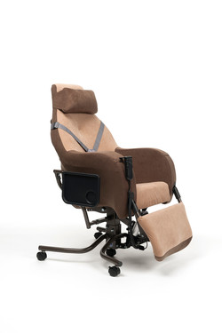 Fauteuil coquille CHARME