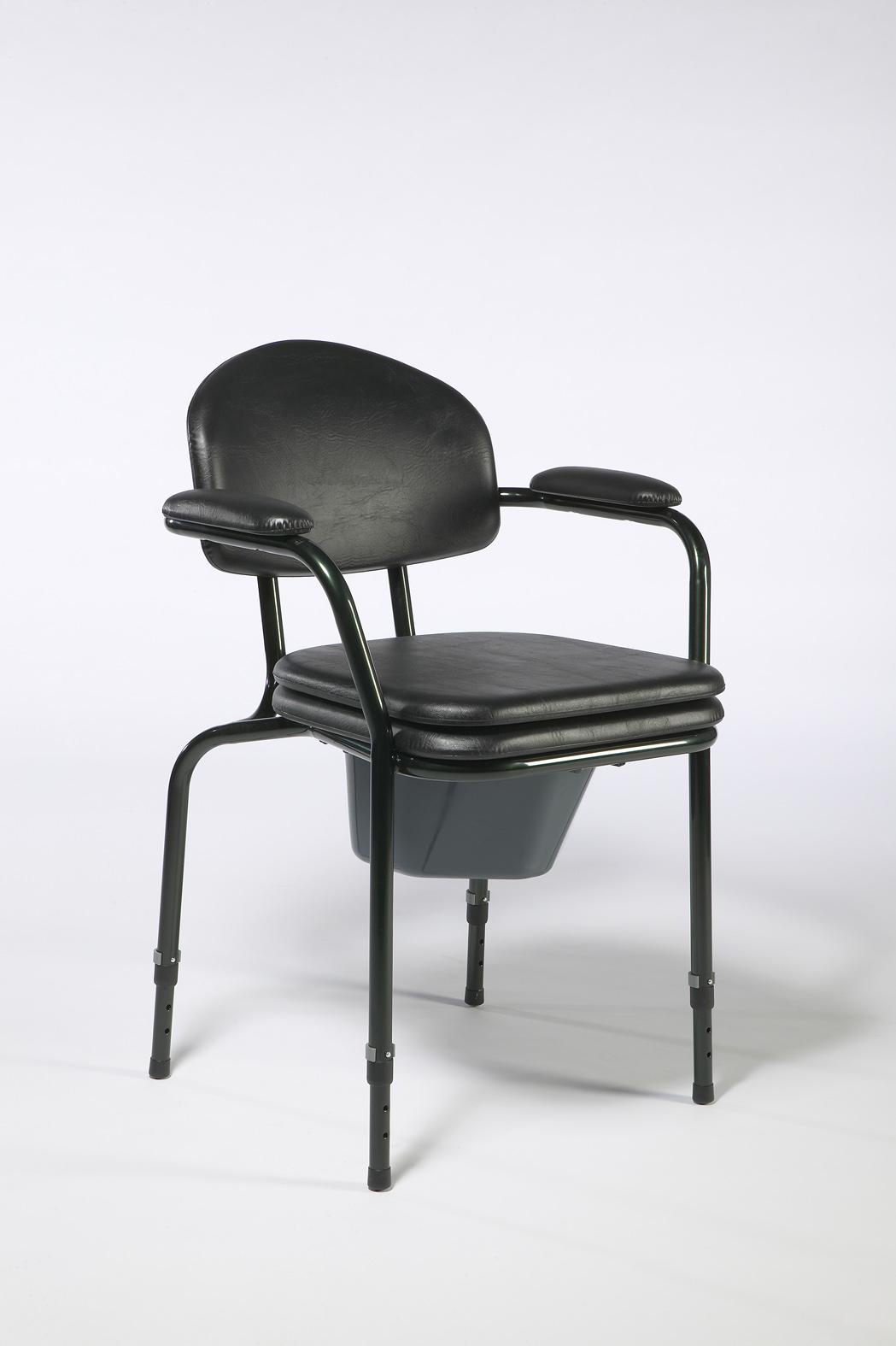 Chaise percée 9063