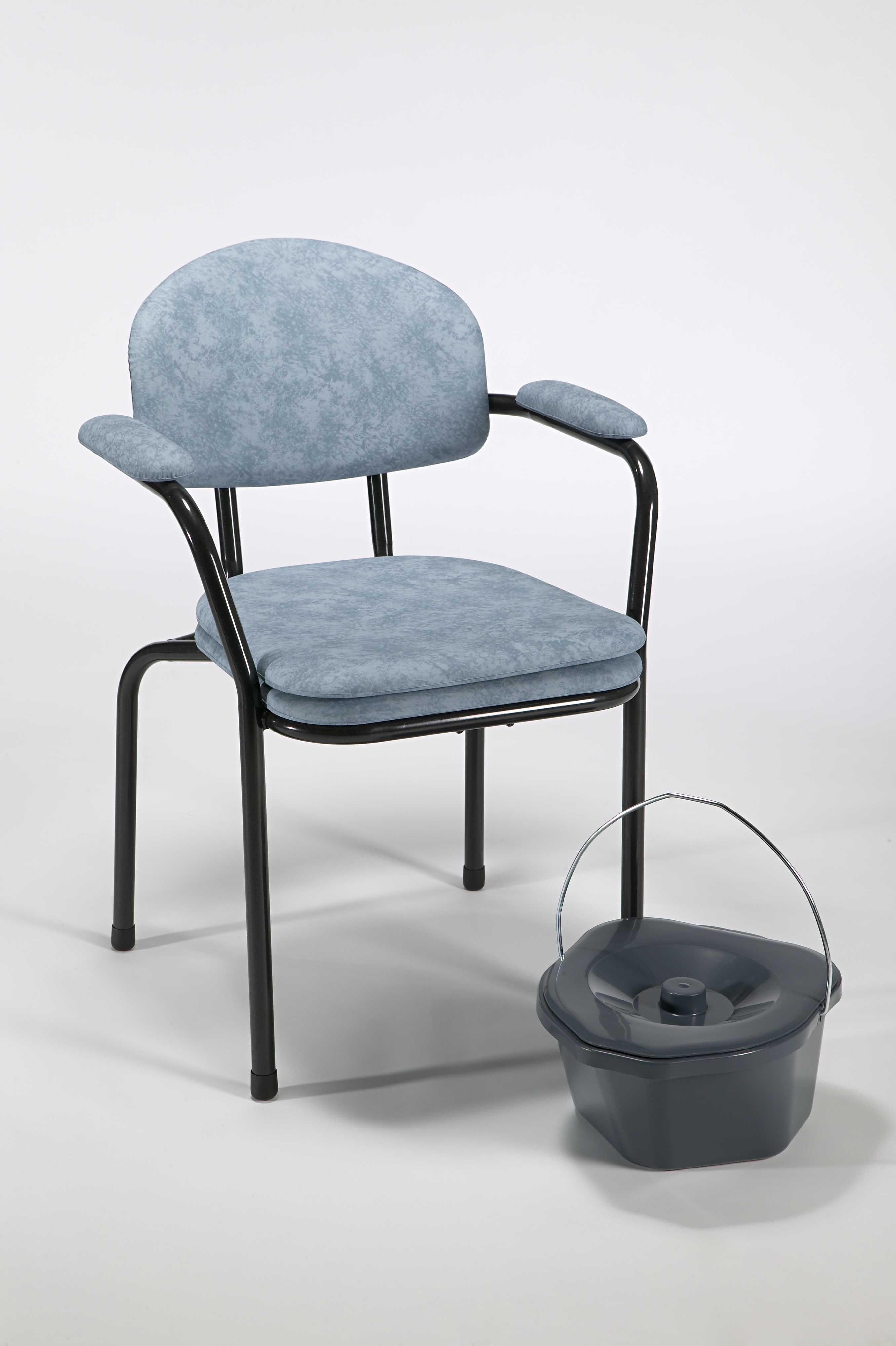 Chaise percée 9062