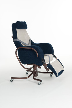 Fauteuil coquille ELEGANCE