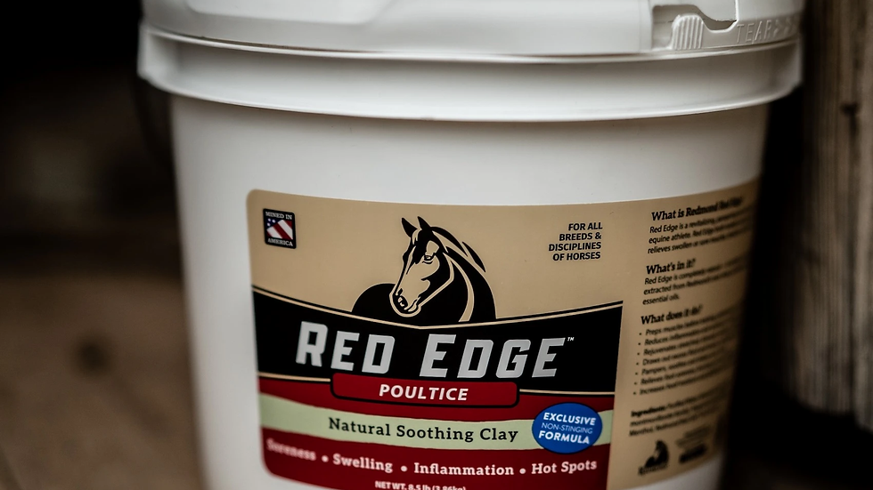 Red Edge Poultice