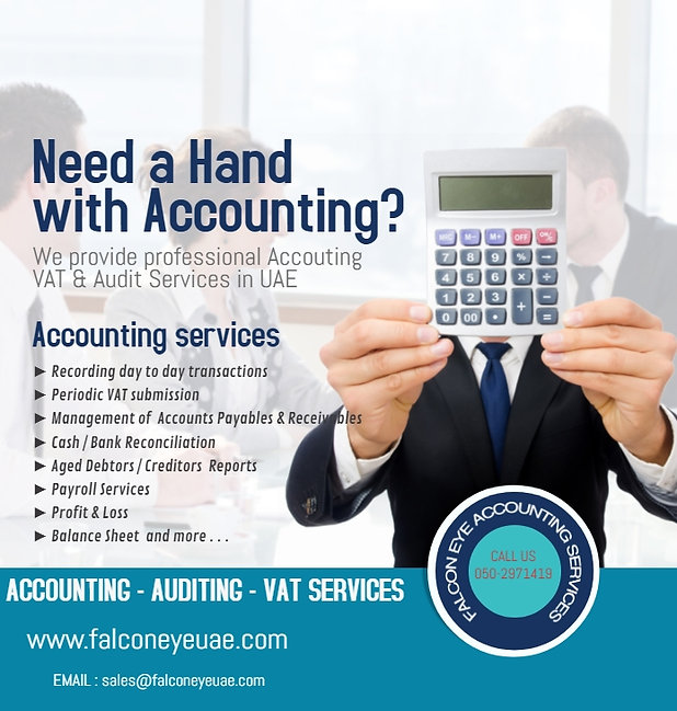 Copy of Accounting Flyer - Made with Pos