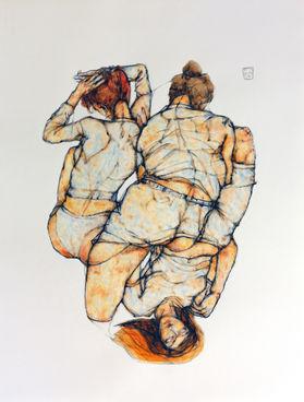 Composition III (Three women)