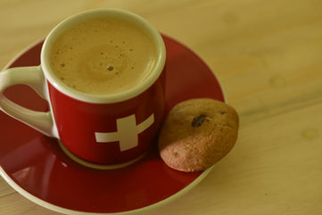 Baked with Swiss precision.