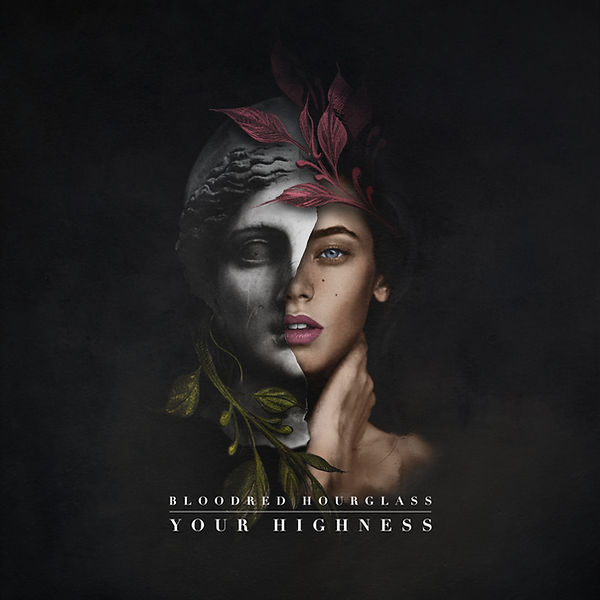 Bloodred Hourglass - Your Highness Cover