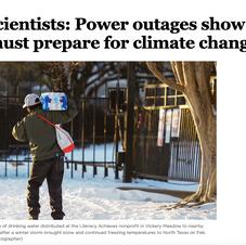 February 2021: Dallas Morning News