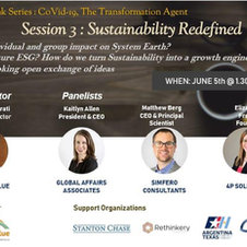 June 2020: Sustainability Redefined